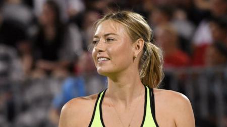 Mantan petenis wanita nomor satu dunia, Maria Sharapova. - INDOSPORT