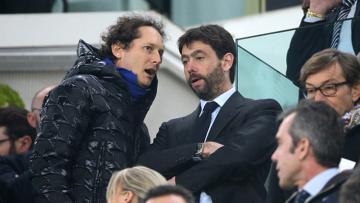 Presiden Juventus, Andrea Agnelli.