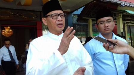 Mantan Wali Kota Tangerang, Wahidin Halim. - INDOSPORT