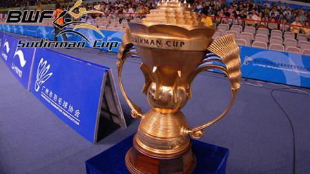 Piala Sudirman. - INDOSPORT