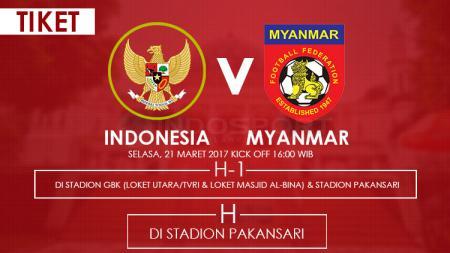 Stadion Pakansari jadi tempat penjualan tiket Indonesia kontra Myanmar. - INDOSPORT