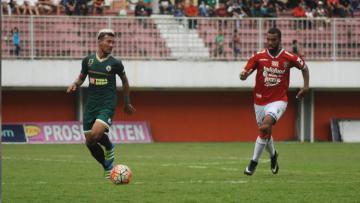 PSS Sleman vs Bali United.