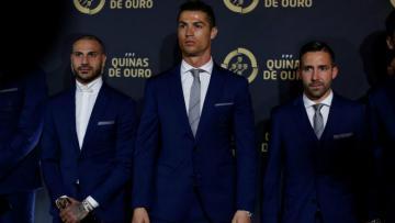 Cristiano Ronaldo menjadi pemain Portugal terbaik tahun ini.