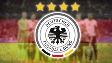 Logo Timnas Jerman.