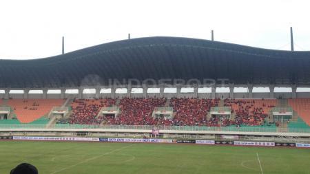 Stadion Pakansari, salah satu calon venue Piala Dunia U-20 2021. - INDOSPORT