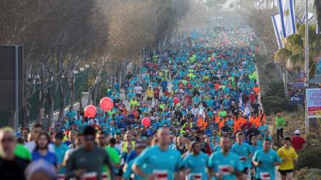 Jerusalem Marathon 2017. - INDOSPORT