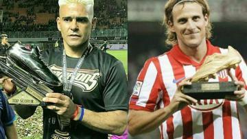 Arema digadang-gadang bakal mendatangkan Diego Forlan sebagai marquee player.