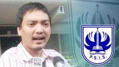 Indosport - Chief Executive Officer (CEO) PSIS Semerang, Yoyok Sukawi.