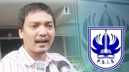Chief Executive Officer (CEO) PSIS Semerang, Yoyok Sukawi. - INDOSPORT