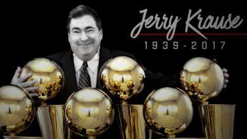 Manager Chicago Bulls, Jerry Krause, telah meninggal pada usia 77.
