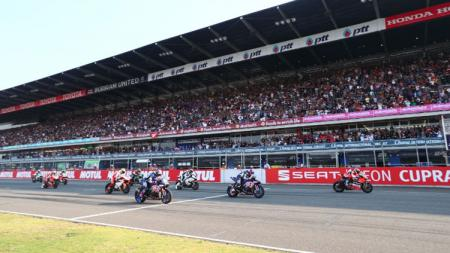 Buriram International Circuit. - INDOSPORT