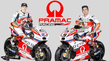 Tim Pramac Racing.