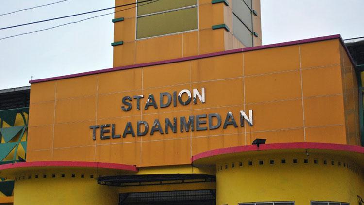 Stadion Teladan Medan. Copyright: lapakmedan