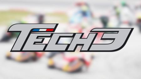Logo Tech 3. - INDOSPORT
