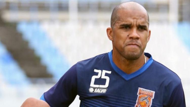 PSM Makassar resmi merekrut eks striker PBFC, Reinaldo Elias Da Costa. Copyright: Ewako.id