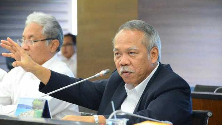 Basuki Hadimuljono Menteri Pekerjaan Umum dan Perumahan Rakyat. Copyright: propertynbank