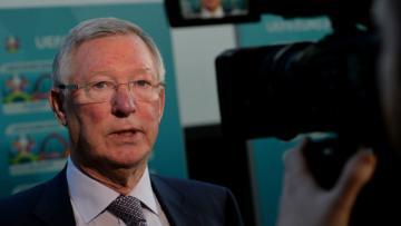 Mantan pelatih legendaris Manchester United, Sir Alex Ferguson.