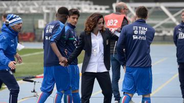 Patrizia Panico melatih Tim Nasional Italia U-16
