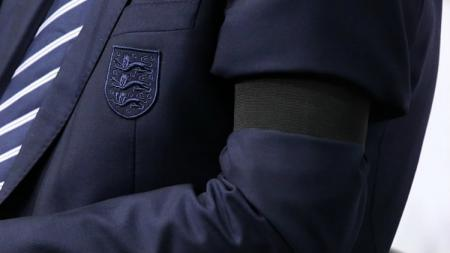 Inggris akan melakukan tribute terakhir pada korban teror London ketika melawan Lithuania. - INDOSPORT