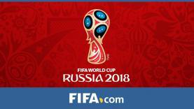 Logo Piala Dunia 2018.