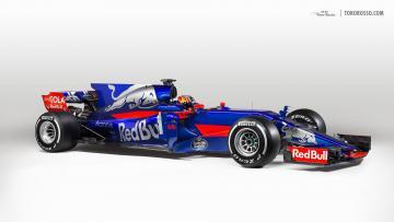 Mobil STR12 Toro Rosso