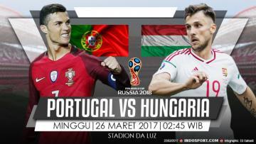 Prediksi Portugal vs Hungaria.