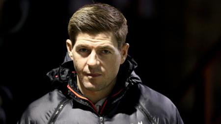 Steven Gerrard. - INDOSPORT