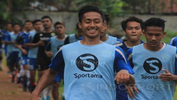 Pemain Muda Persib Bandung, Agung Mulyadi.