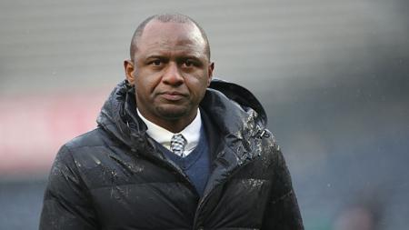 Pelatih New York City FC, Patrick Vieira. - INDOSPORT