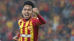 Indosport - Selebrasi Andik Vermansah.