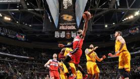 Cleveland Cavaliers vs Washington Wizards.