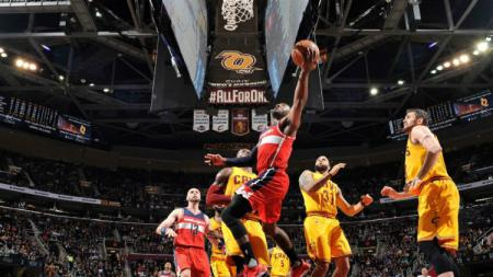 Cleveland Cavaliers vs Washington Wizards. - INDOSPORT