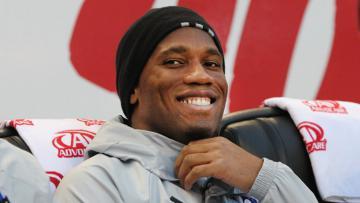 Mantan pemain Chelsea, Didier Drogba sebelumnya dikabarkan merapat bergabung dengan Persib Bandung.