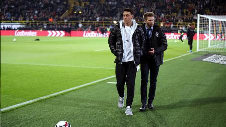 Mesut Ozil. - INDOSPORT