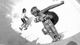 Pemain Skateboard, Jay Adams.