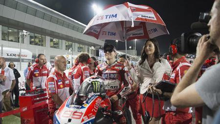 Pembalap anyar Ducati, Jorge Lorenzo. - INDOSPORT