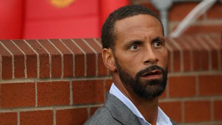 Raksasa Liga Inggris, Manchester United, justru mendapat kritikan dari legendanya, Rio Ferdinand, usai membabat habis Red Bull Leipzig 5-0 di Liga Champions. - INDOSPORT