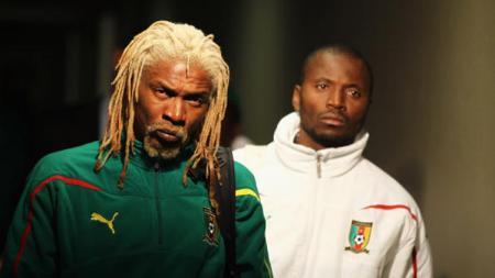 Rigobert Song akhirnya keluar dari rumah sakit dan siap kembali ke Kamerun. - INDOSPORT