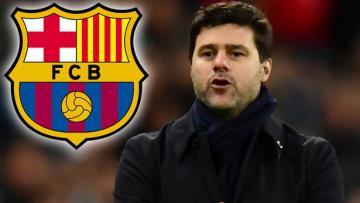 Nama Mauricio Pochettino kian santer dikabarkan untuk melatih Barcelona pada musim depan.
