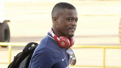 Indosport - Patrice Evra merasa tergelitik mengomentari kondisi Manchester United yang kini sedang tampil buruk.