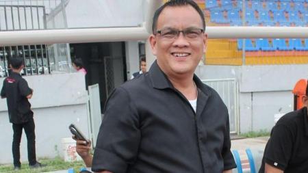 Sekretaris Sriwijaya FC, Achmad Haris. - INDOSPORT