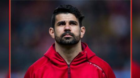 Striker Timnas Spanyol dan Chelsea, Diego Costa. - INDOSPORT