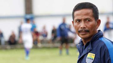Pelatih Persib Bandung, Djajang Nurdjaman