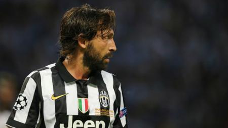 Mantan pemain Juventus, Andrea Pirlo meramalkan mantan klubnya bisa menjuarai Liga Champions. - INDOSPORT