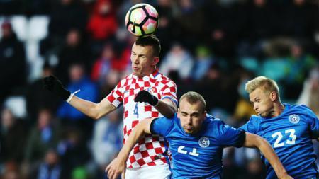 Kroasia harus takluk dengan skor 0-3 dari Estonia. - INDOSPORT
