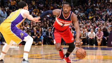LA Lakers vs Washington Wizards.