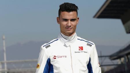 Mantan rekan satu tim Rio Haryanto di Manor Racing, Pascal Wehrlein. - INDOSPORT