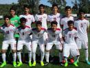 Foto Andri Syaputra bersama Timnas Qatar U-18