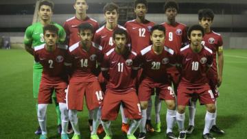Bakat muda Indonesia di Qatar, Andri Syahputra.