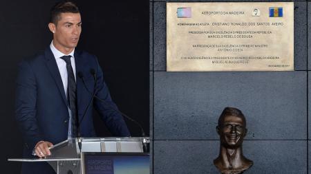 Cristiano Ronaldo. - INDOSPORT